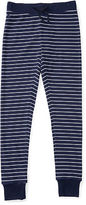Ralph Lauren Striped Ribbed Jogger Pant