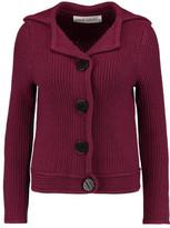 Goat Charlie Chunky-Knit Merino Wool Jacket