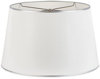 Beckett Shade - White/Silver - Bradburn Home