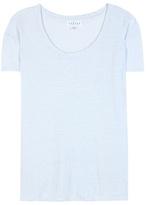 Velvet Nichel Linen T-shirt