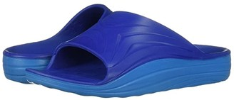 Superfeet Aftersport (Ocean) Women's Slide Shoes