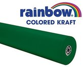 Pacon Corporation Pac66141 Rainbow Kraft Roll 100 Ft