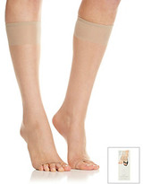 Berkshire Nude Toeless Knee-High Stockings