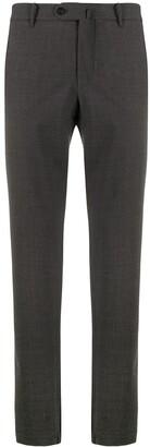 Incotex Elasticated Slim-Fit Trousers