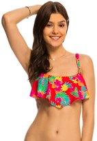 Hobie Tropical Locales Hanky Bikini Top 8140350