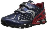 Geox JR Light Eclipse 22 Sneaker (Toddler/Little Kid/Big Kid)