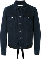Givenchy classic denim jacket - men - Cotton - S