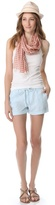 Joie Zachary Drawstring Shorts