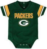 Baby Green Bay Packers Team Jersey Bodysuit