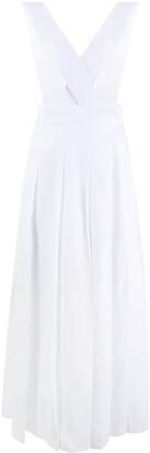 Miu Miu Dungaree-Style Dress
