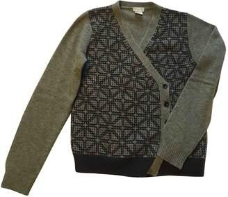 Dries Van Noten Khaki Wool Knitwear for Women