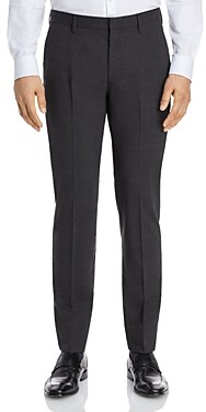 Theory Zaine Good Wool Extra Slim Suit Pants