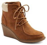 Mad Love Women's Kenzie Lace Up Ankle Boots