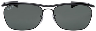 Ray-Ban Black Olympian II Deluxe Sunglasses