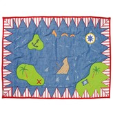 The Well Appointed House Pirate Shack Floor Quilt for Kids-Available in Two Different Sizes