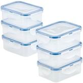 Lock & Lock Easy Essentials 6-pc. Food Storage Set