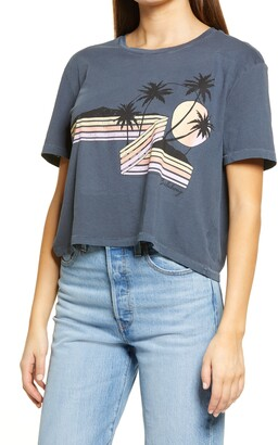 Billabong Follow the Sun Beach Street Graphic Tee