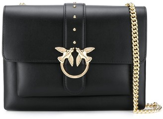 Pinko Love stud-embellished bag