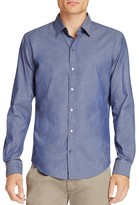 BOSS Robbie Geo Slim Fit Button Down Shirt