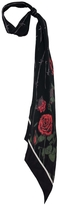 ROCKINS Rose Super Skinny Scarf