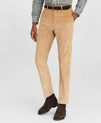 Brooks Brothers Golden Fleece Corduroy Chino Trousers