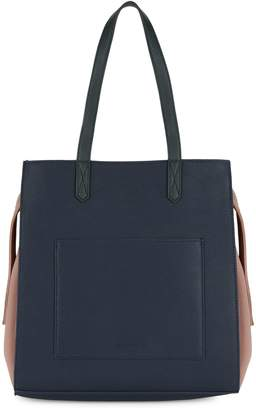 French Connection Barton Faux Leather Tote