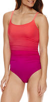 Speedo Ombre One Piece Swimsuit