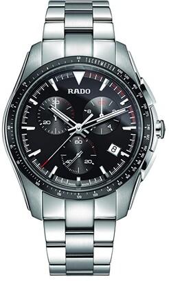 Rado Hyperchrome Chronograph Quartz - R32259153 (Black) Watches