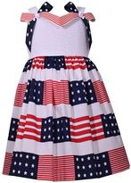 Bonnie Jean Girls 4-6x Americana Sundress