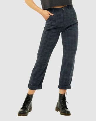 Rusty Women's Chinos - Riverdale Pant - Size One Size, 6 at The Iconic