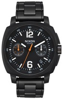 Nixon Men's Charger Chronograph Bracelet Watch, 42Mm