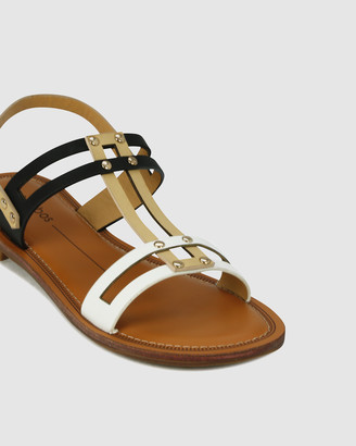Los Cabos - Women's Black Strappy sandals - Inmar - Size One Size, 39 at The Iconic