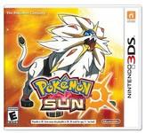 Nintendo Pokémon Sun 3DS)