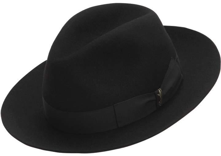 Borsalino Alessandria Medium Brim Felt Hat
