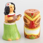 Hawaii Ceramic Salt and Pepper Shaker Set