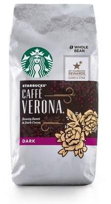 Starbucks Caffè Verona Dark Roast Whole Bean Coffee - 12oz