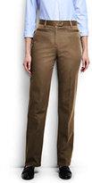 Classic Women's Petite 7 Day Trouser Pants-French Walnut