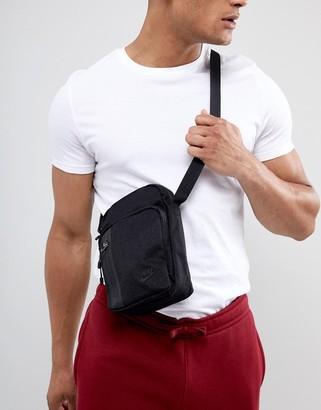 Nike flight bag in black