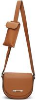 Mackage Tan Saddle Bag