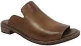 Gee WaWa Tan Angie Leather Slide