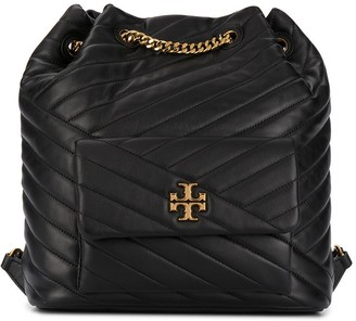 Tory Burch Kira chevron drawstring backpack