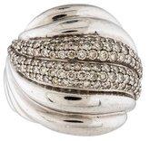 David Yurman Diamond Cable Ring