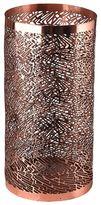 Pols Potten Pierced Copper Large Candle Holder