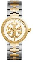 Tory Burch The Reva Two-Tone Bracelet Watch