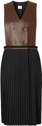 Burberry Pinafore-Style Dress