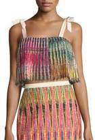Saloni Jemi Pleated Top