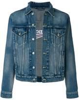 Balenciaga Classic Denim Jacket