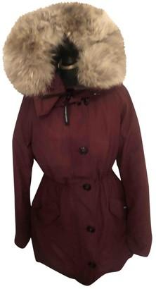 Canada Goose Rossclair Fur Coat for Women