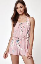 KENDALL + KYLIE Kendall & Kylie Bow Front Romper