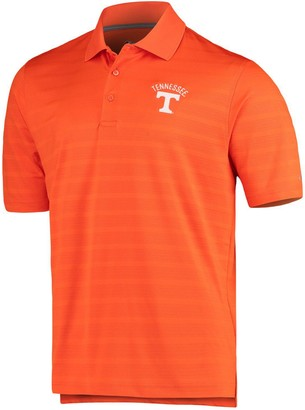 Champion Men's Tennessee Orange Tennessee Volunteers Textured Polo